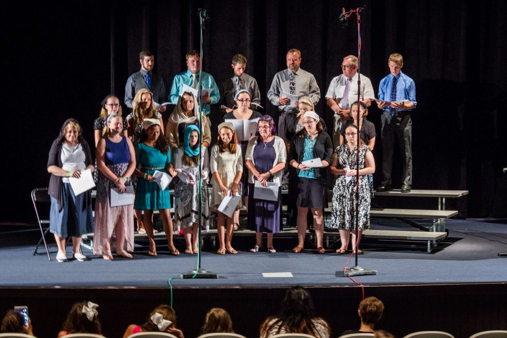 Midwest Bible School Sing